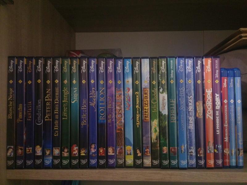 [Photos] Postez les photos de votre collection de DVD et Blu-ray Disney ! - Page 10 20170310
