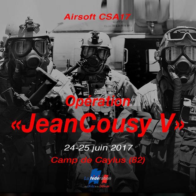"""Opération """" JEANCOUSY V """" 24-25 juin 2017  Jcv-5110"""