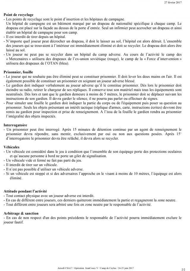 """Opération """" JEANCOUSY V """" 24-25 juin 2017  Jcv-r-10"""