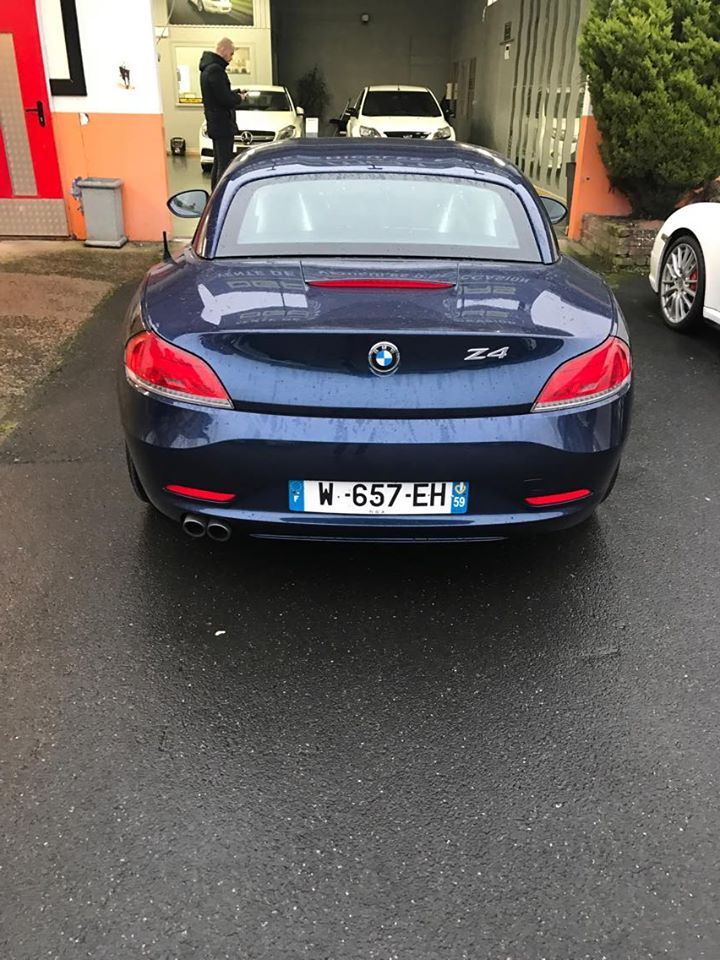BMW Z4 e89  16559310