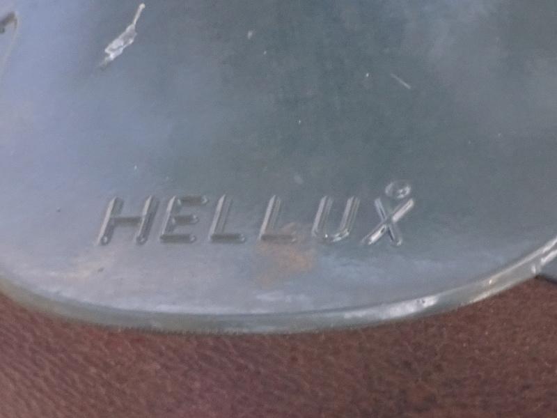 Quelle est le nom de cette Hellux ? Dsc00710