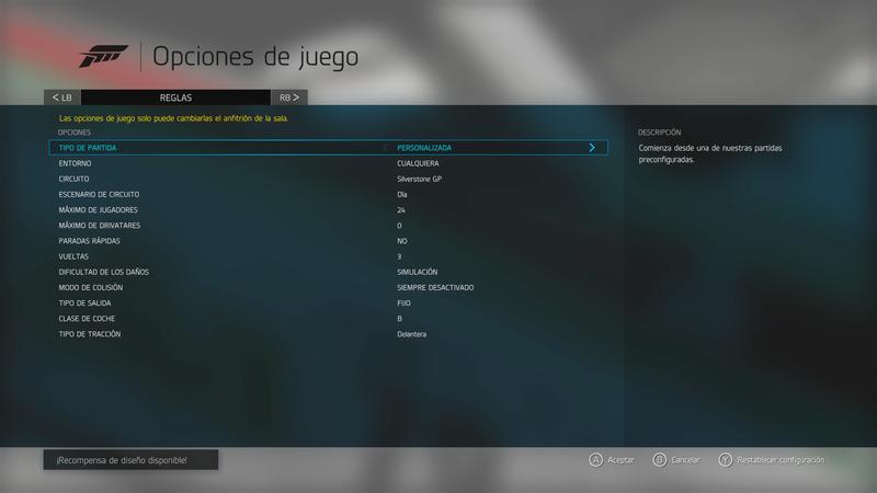 [IHC] Configuración de salas para Hosts S110