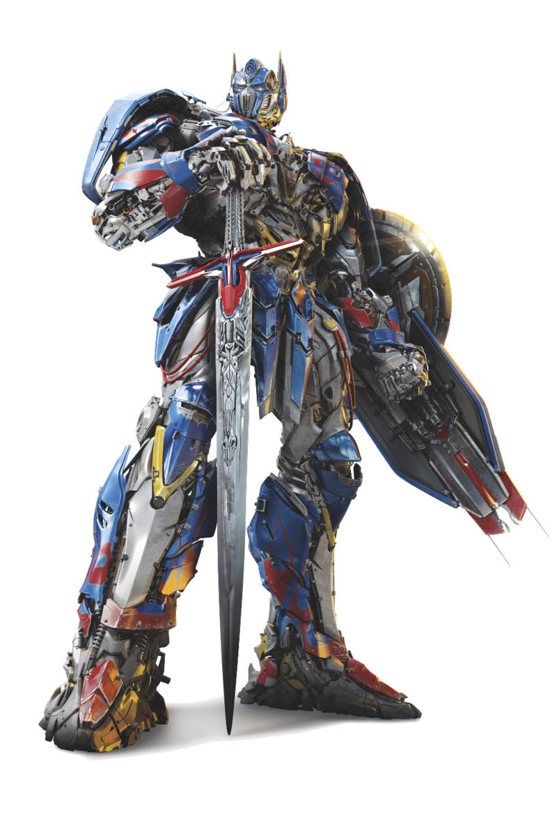 Transformers 5: Le Dernier Chevalier (2017) - Page 2 Optimu12