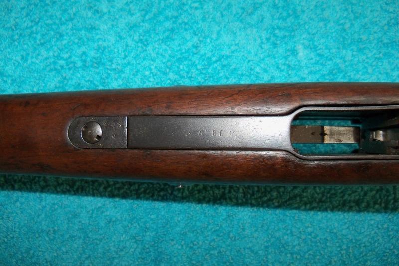 Carabine de gendarmerie Berthier Mle 1890 St Etienne 100_7512
