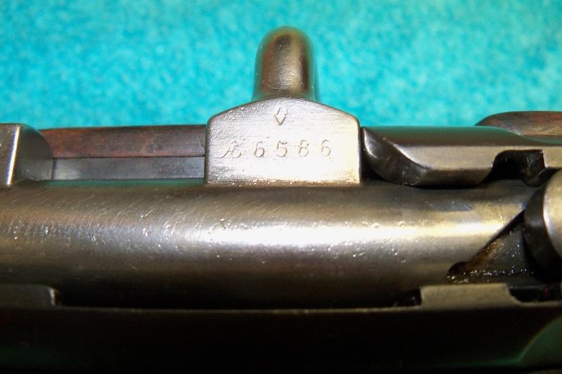 Carabine de gendarmerie Berthier Mle 1890 St Etienne 100_7610