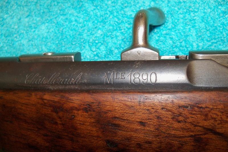 Carabine de gendarmerie Berthier Mle 1890 St Etienne 100_7611