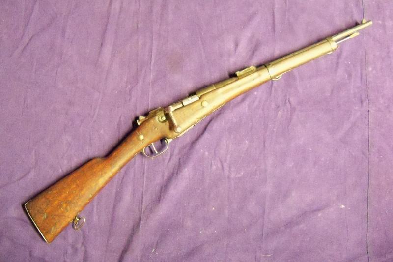 Mousqueton Berthier modèle 1892 de 1893 100_7728