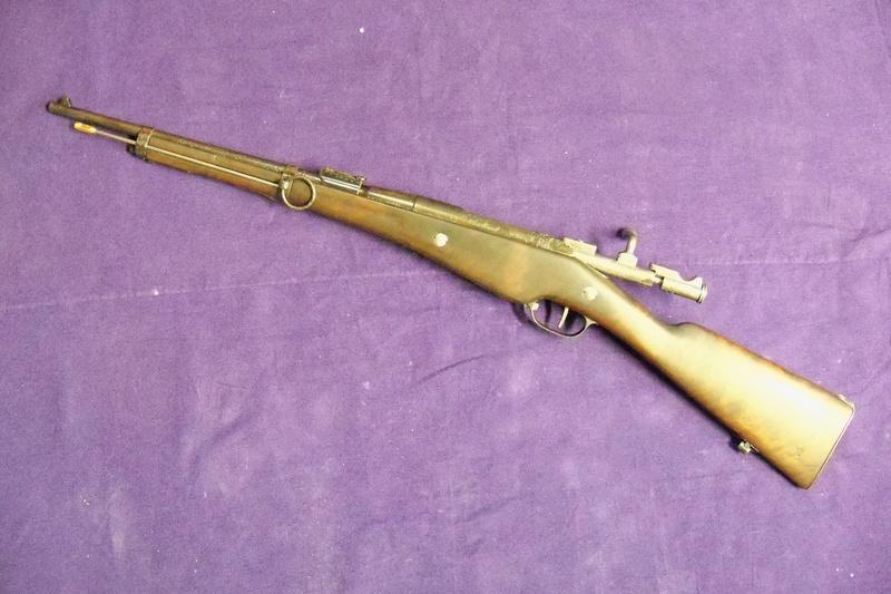 Mousqueton Berthier modèle 1892 de 1893 100_7736