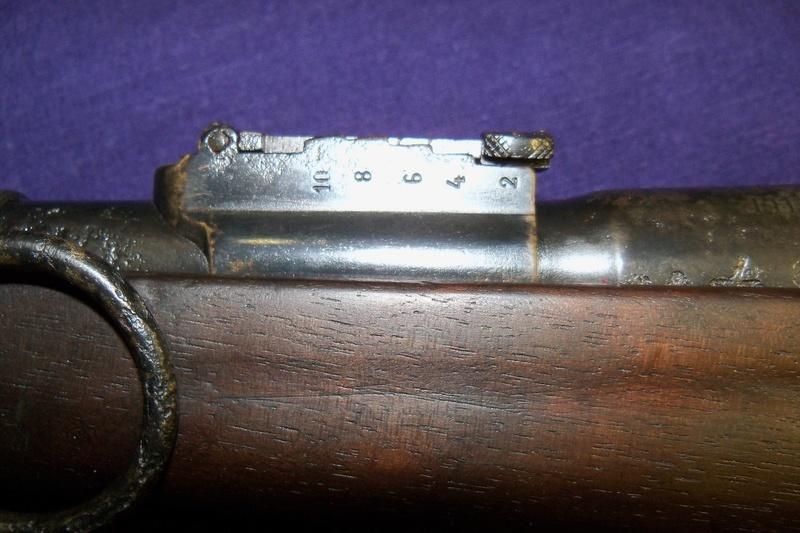 Mousqueton Berthier modèle 1892 de 1893 100_7738