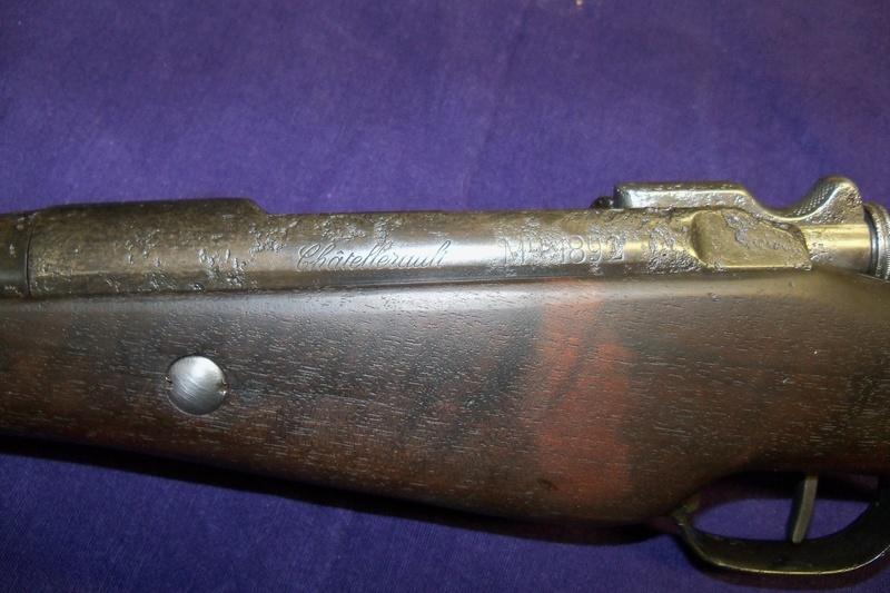 Mousqueton Berthier modèle 1892 de 1893 100_7747
