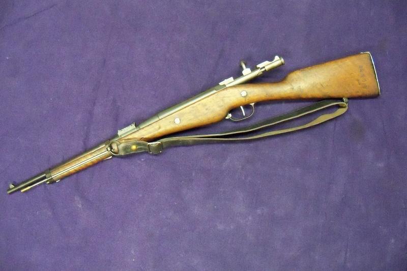 Carabine de gendarmerie Berthier Mle 1890 St Etienne 100_7754