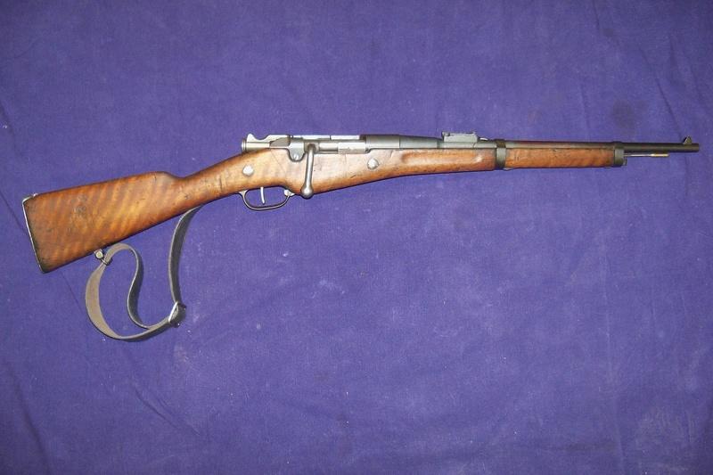 Mousqueton Berthier modèle 1892 de 1893 - Page 2 100_7814