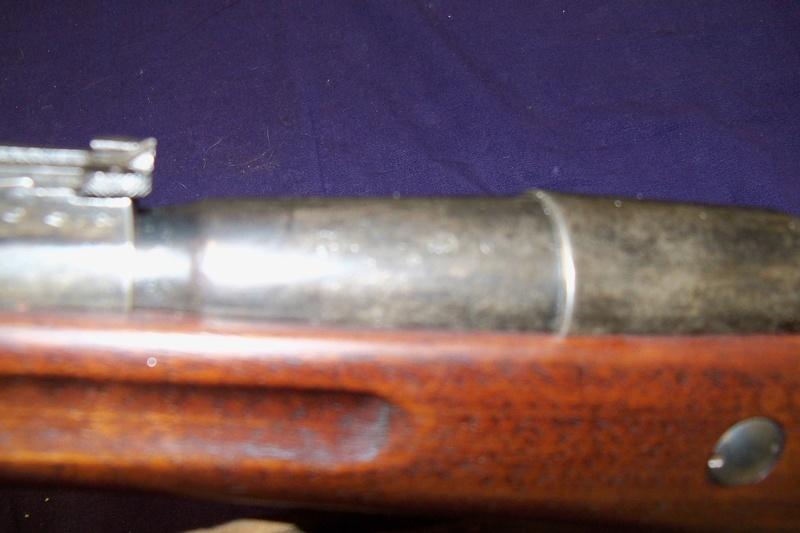 Carabines et mousqueton Berthier . 100_7817