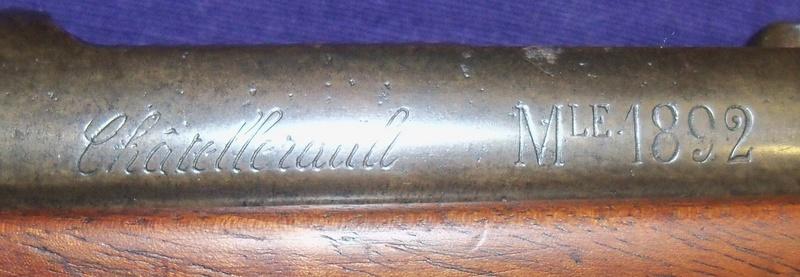 Mousqueton Berthier modèle 1892 de 1893 - Page 3 100_7831