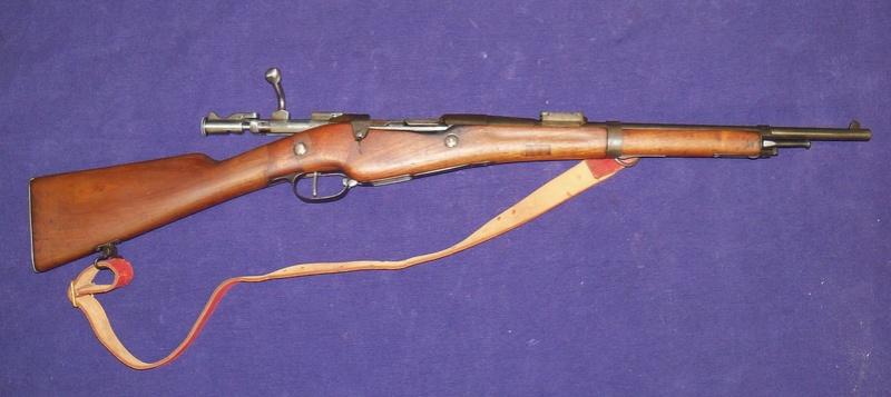 Mousqueton Berthier modèle 1892 de 1893 - Page 3 100_7834