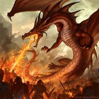 La faune de la vallée de Thrakan'raz Dragon10