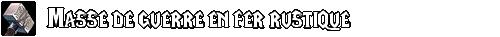 [Boutique] La forge Coeur-de-mithril Masse_10