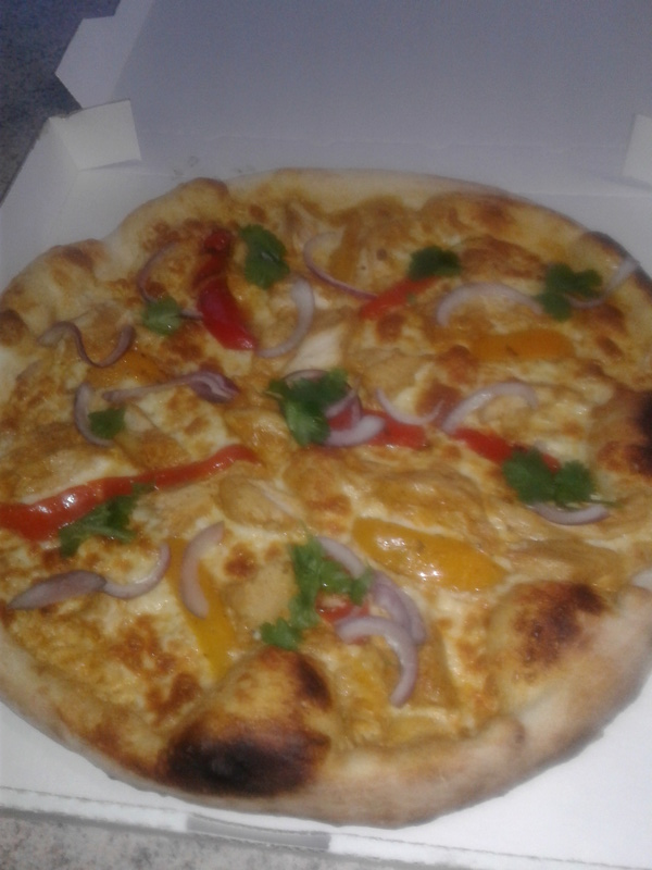 La Pizza kashmir 20170314