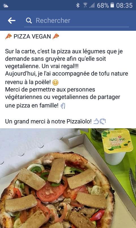 Pizzas végétarienne  Screen10