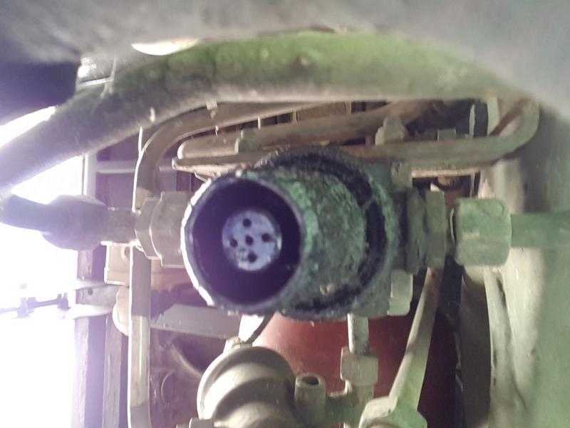 Maintenance deshuileur 1300L Filtre10