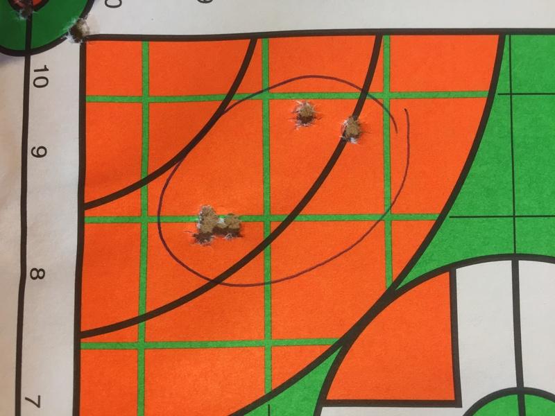 Quelles sont vos distances de tir et grouping avec une 22lr ? - Page 2 02710