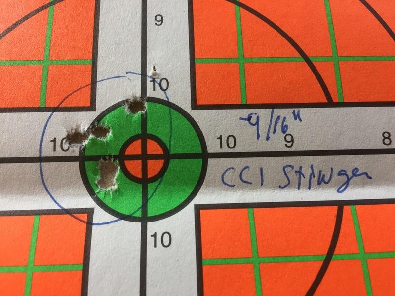 Quelles sont vos distances de tir et grouping avec une 22lr ? - Page 3 Img_6010