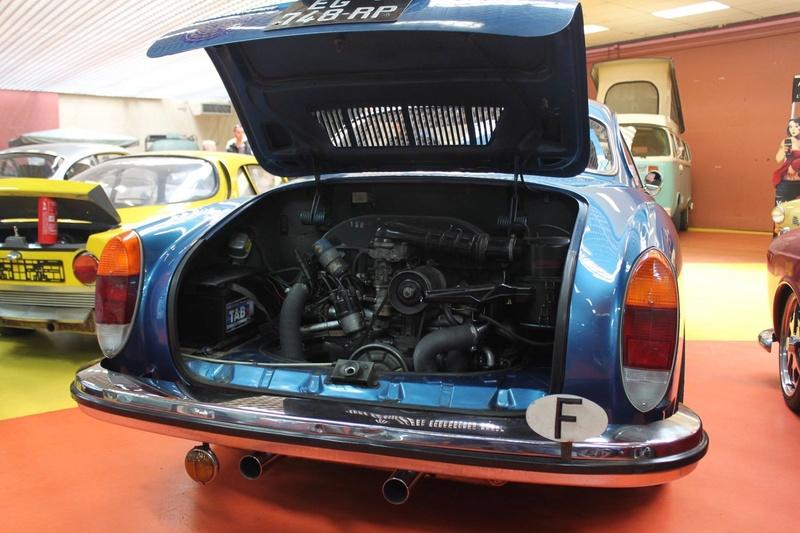 Karmann Ghia 1973 Alaska blue metallic !!! - Page 3 Img_1427