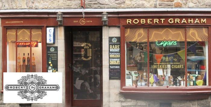 Robert Graham à Edimbourg Sans-t14