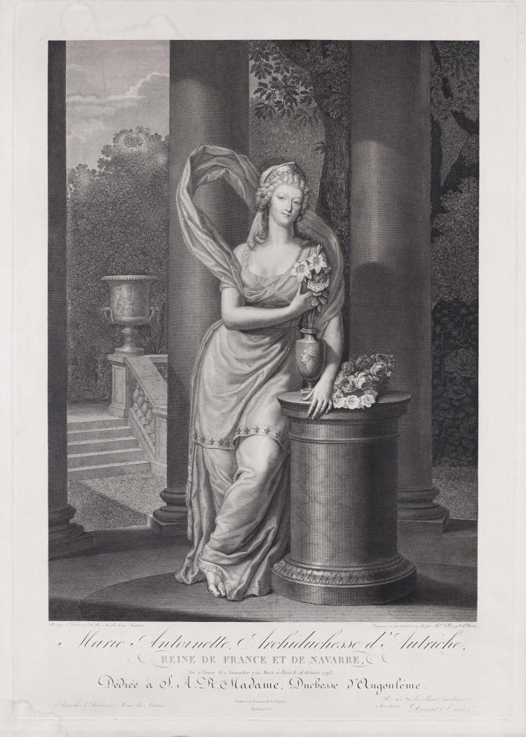 A vendre: gravures Marie-Antoinette et XVIIIe siècle - Page 3 H3892-10