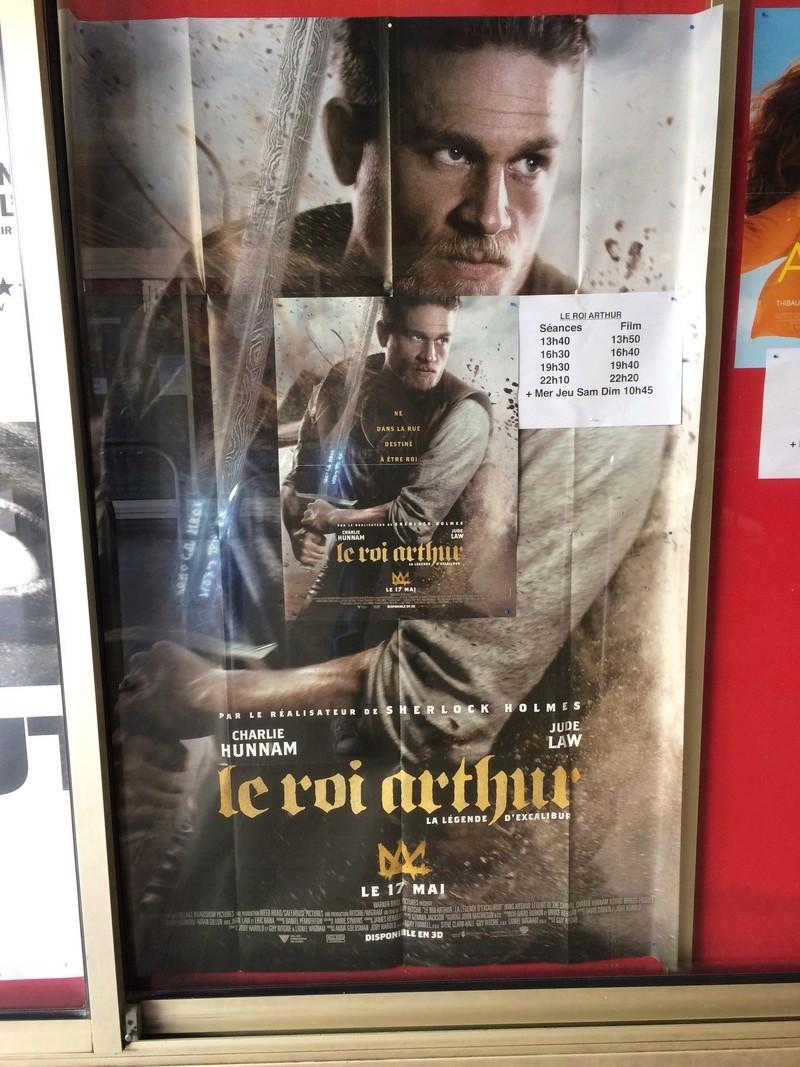 King Arthur : La légende de l'épée (2017) Historique, Action, Aventure - Page 4 Img_2824