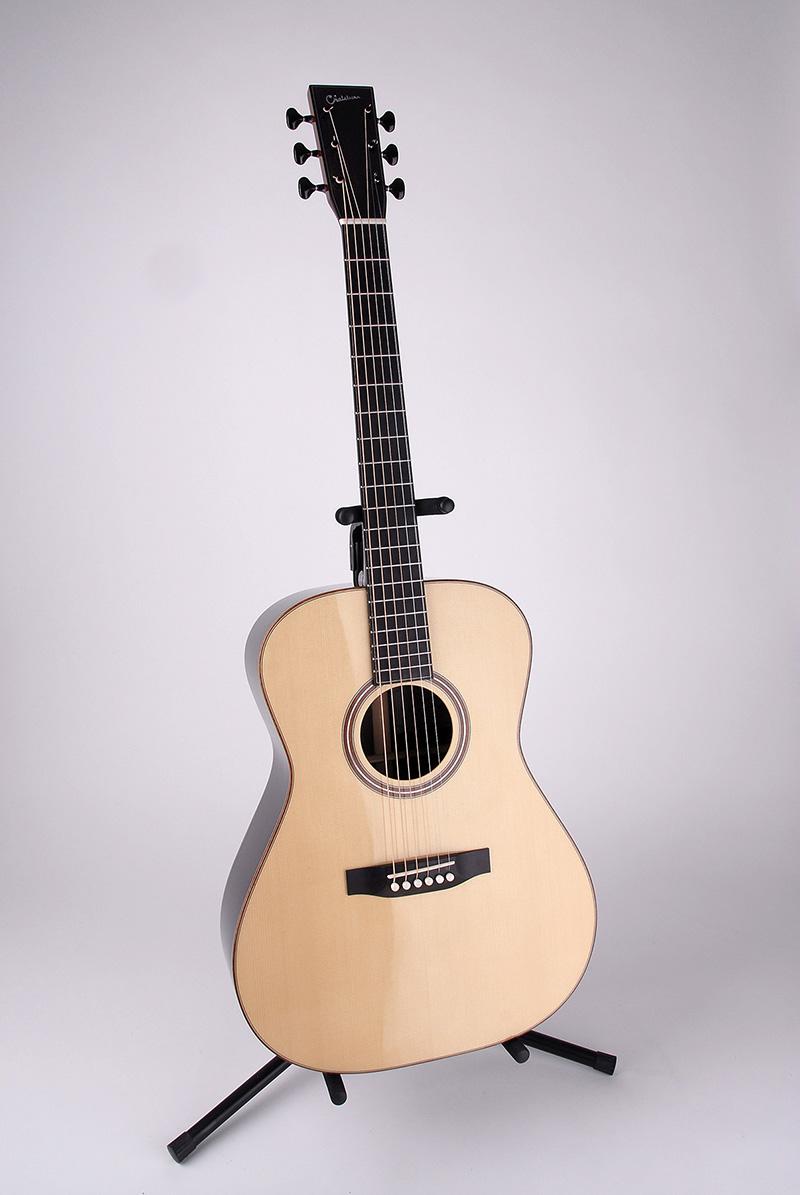 Guitare Chatelier - épicéa italien et african blackwood - Page 2 _asc0012