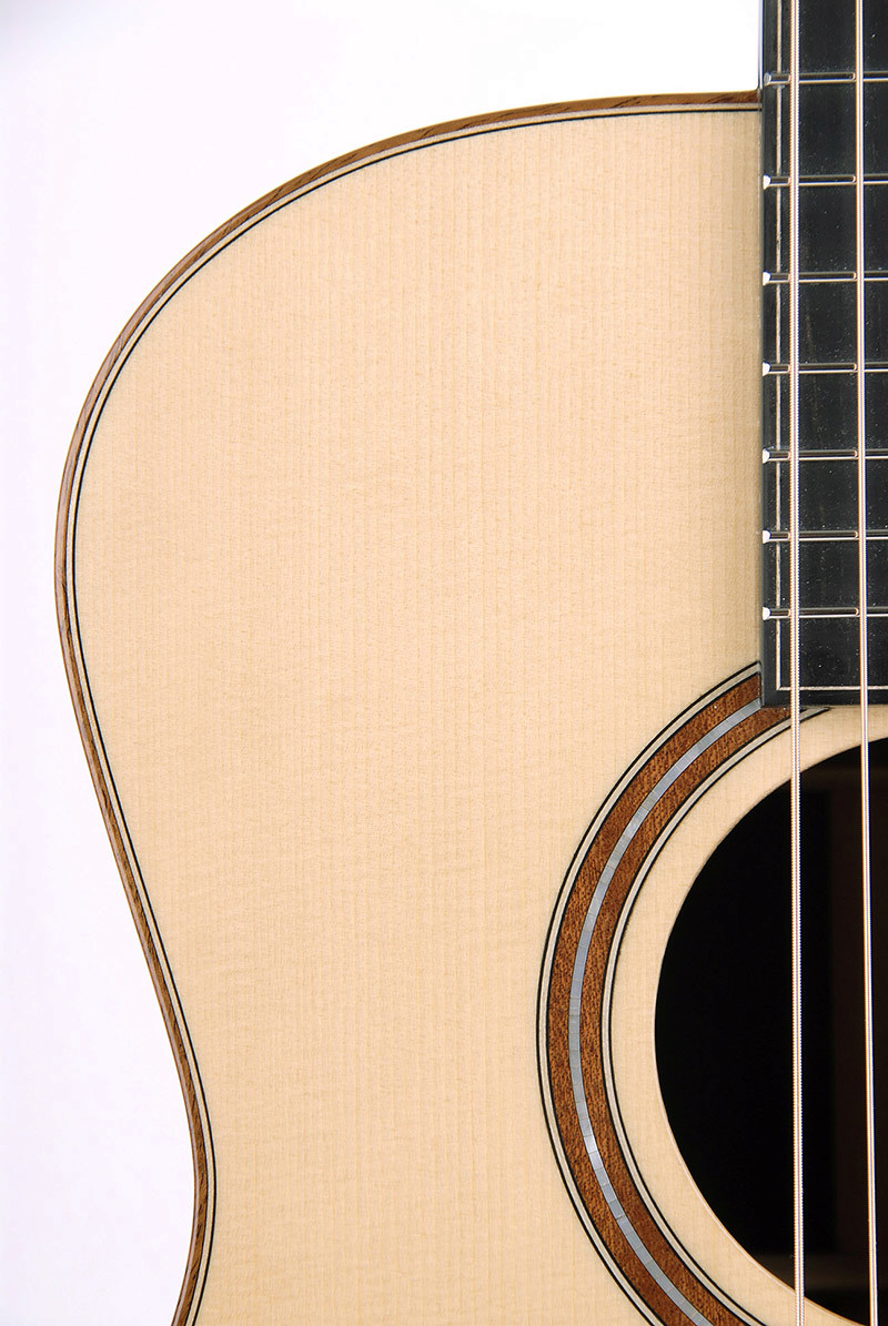 Guitare Chatelier - épicéa italien et african blackwood - Page 2 _asc0016
