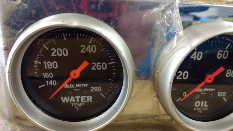 Autometer Gauges Water Oil Autome12