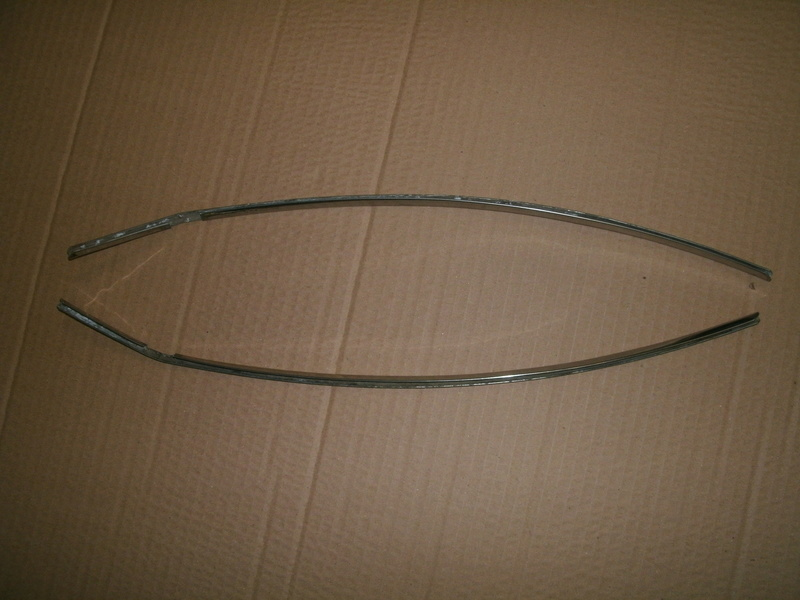 Door edge guards, Autometer cup and bulb harness Door_e11