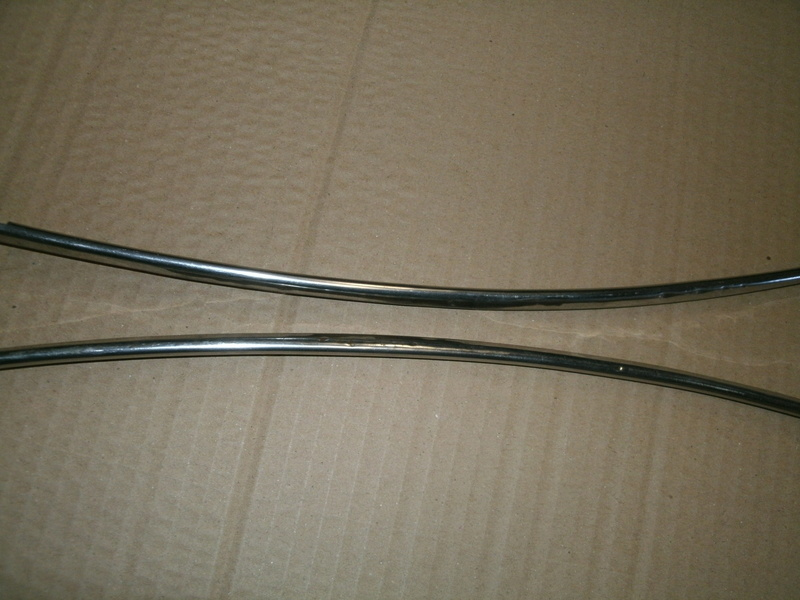 Door edge guards, Autometer cup and bulb harness Door_e12