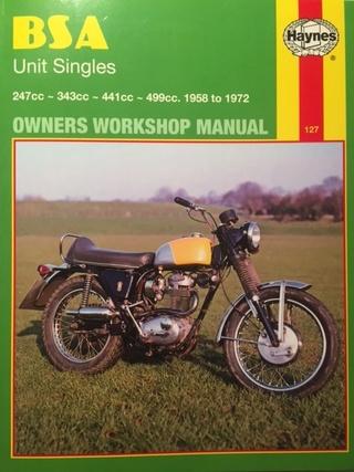 Parts list et Haynes B44 Victor Img_5412