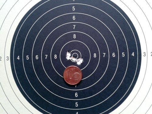 Choix d'une carabine AC pour tir de précision 032-2010