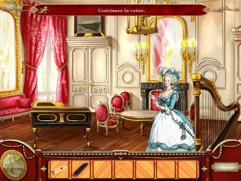 Jeux divers sur Marie-Antoinette et/ou la Révolution 21074-10