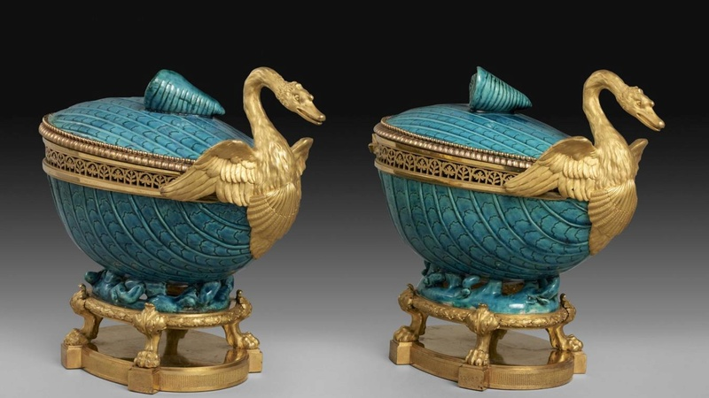Le bronzier Gouthière - expositions B9712010