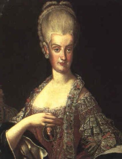 Portraits de Marie-Caroline, Reine de Naples, soeur de Marie-Antoinette - Page 2 Weiker10