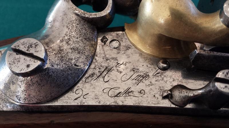 Fusil de dragon 1815 manufacture impériale de Tulle 015_dy10