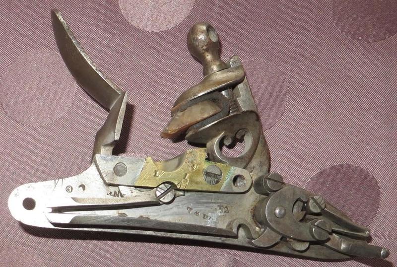 Fusil de dragon 1815 manufacture impériale de Tulle 01911