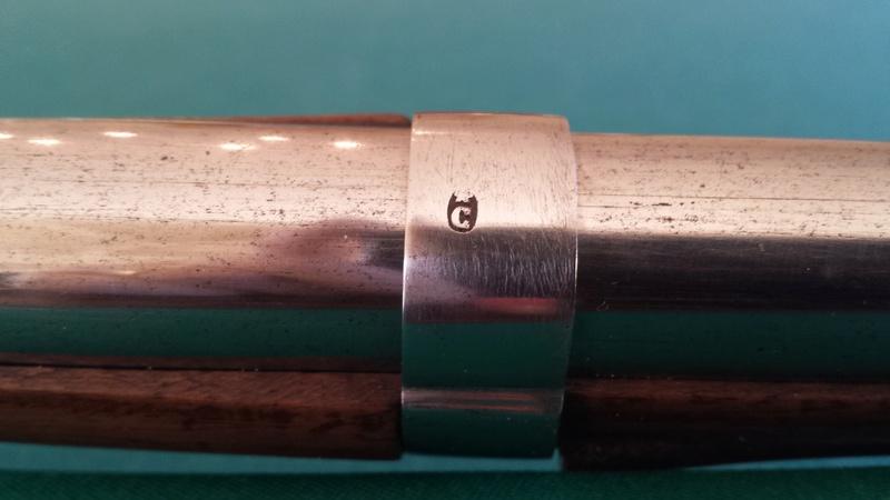 Fusil de dragon 1815 manufacture impériale de Tulle 075_po11