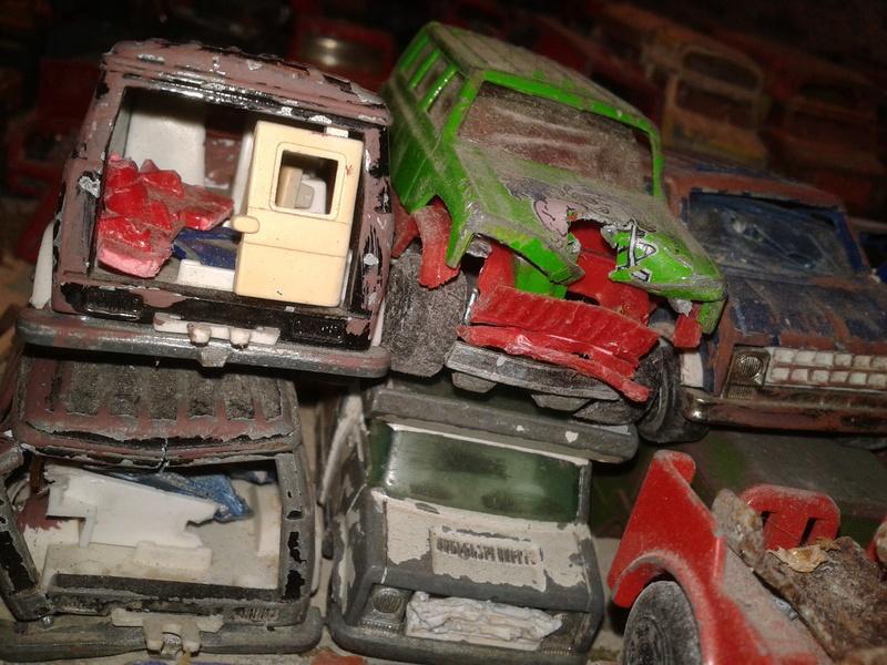 mon diorama casse majorette et autre  Casse_21
