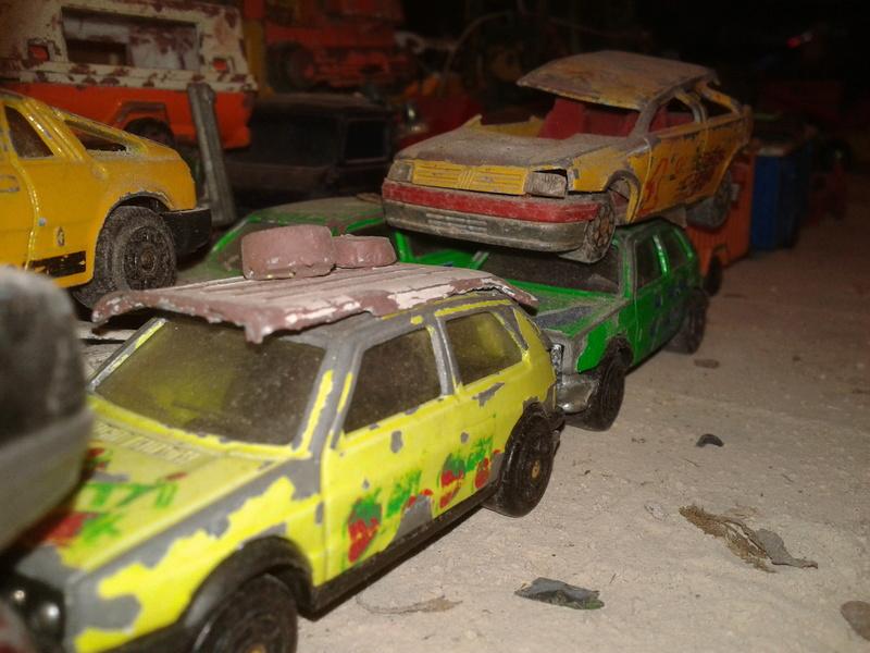 mon diorama casse majorette et autre  Casse_22