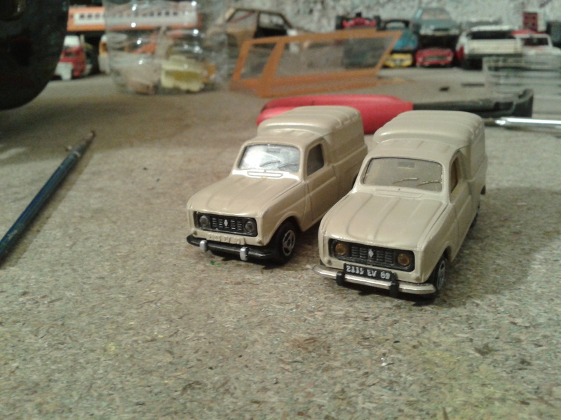 modif /restauration sur majorette  R_1010