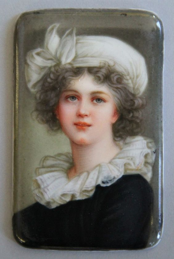 Elisabeth Vigée Lebrun, l'autoportait de 1790, Marie Antoinette et la Révolution 14eb7a10