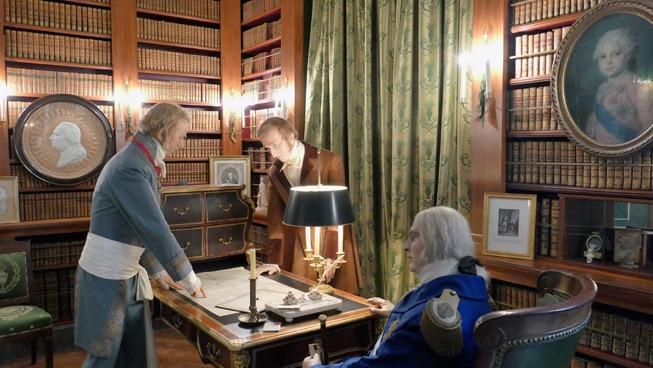 Visite du Comte chez le Baron de Breteuil - Page 5 Chatea10