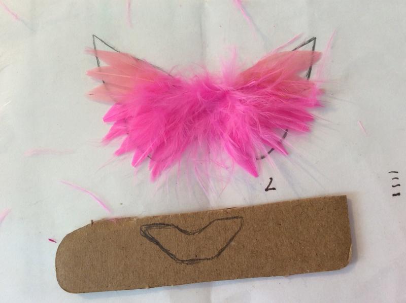 Suzy's DIY crafts NEW: faire des ailes pour son bebe Takara! Image128