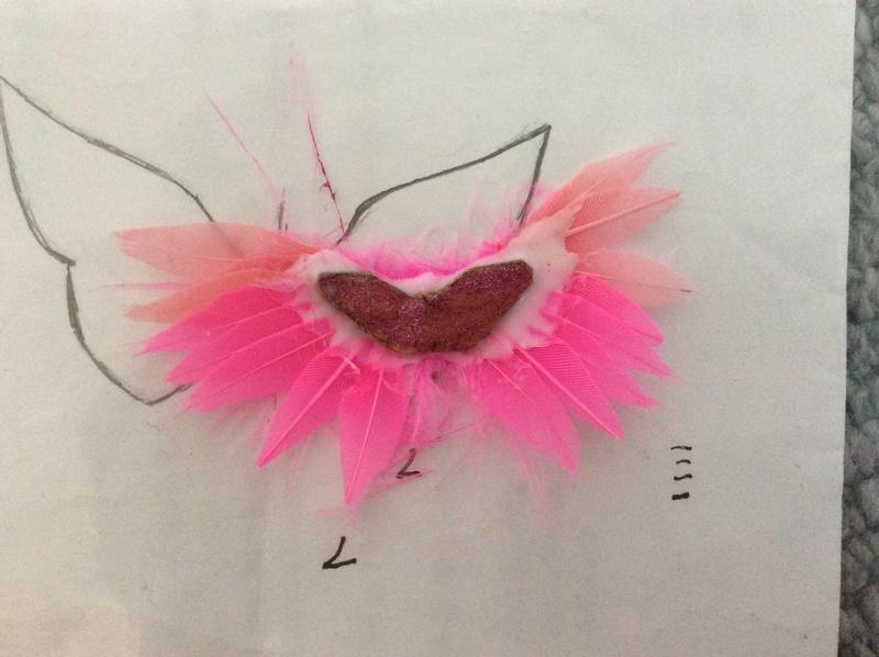 Suzy's DIY crafts NEW: faire des ailes pour son bebe Takara! Image133
